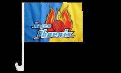Bandiera per auto Phoenix Hagen - 30 x 40 cm