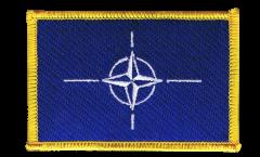 Applicazione NATO - 8 x 6 cm