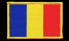 Applicazione Romania - 8 x 6 cm