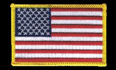 Applicazione USA - 8 x 6 cm