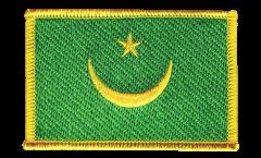 Applicazione Mauritania 1959-2017 - 8 x 6 cm