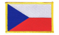 Applicazione Repubblica Ceca - 8 x 6 cm