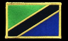 Applicazione Tanzania - 8 x 6 cm