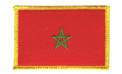 Applicazione Marocco - 8 x 6 cm