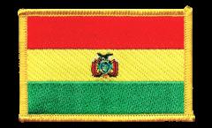 Applicazione Bolivia - 8 x 6 cm