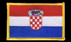 Applicazione Croazia - 8 x 6 cm