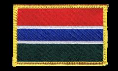 Applicazione Gambia - 8 x 6 cm