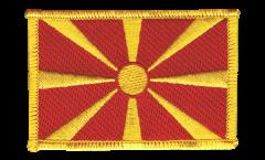 Applicazione Macedonia del Nord - 8 x 6 cm