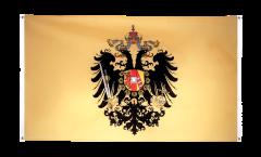 Bandiera da balcone Impero austro-ungarico 1815-1915 - 90 x 150 cm