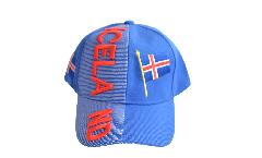 Cappellino / Berretto Islanda, nation
