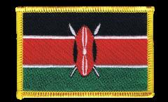 Applicazione Kenya - 8 x 6 cm