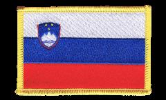 Applicazione Slovenia - 8 x 6 cm