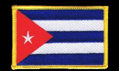 Applicazione Cuba - 8 x 6 cm