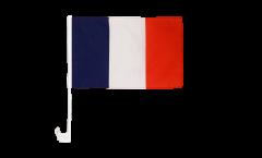 Bandiera per auto Francia - 30 x 40 cm