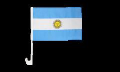 Bandiera per auto Argentina - 30 x 40 cm