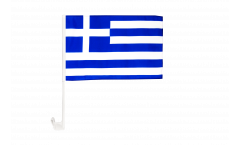 Bandiera per auto Grecia - 30 x 40 cm