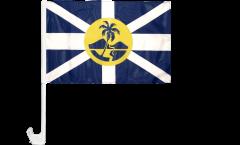 Bandiera per auto Australia Isola di Lord Howe - 30 x 40 cm