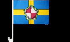 Bandiera per auto Regno Unito Pembrokeshire - 30 x 40 cm