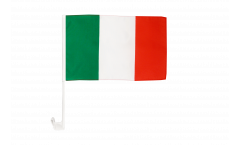 Bandiera per auto Italia - 30 x 40 cm
