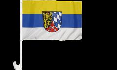 Bandiera per auto Germania Alto Palatinato - 30 x 40 cm