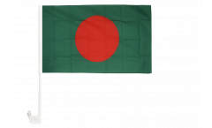 Bandiera per auto Bangladesh - 30 x 40 cm