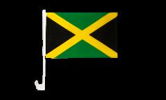 Bandiera per auto Giamaica - 30 x 40 cm