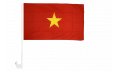 Bandiera per auto Vietnam - 30 x 40 cm