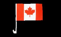Bandiera per auto Canada - 30 x 40 cm