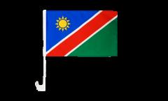 Bandiera per auto Namibia - 30 x 40 cm