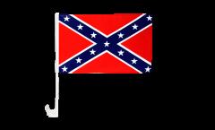 Bandiera per auto USA Stati del sud - 30 x 40 cm