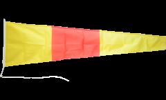 Zahlenwimpel Bandiera Numero 0 - 45 x 180 cm