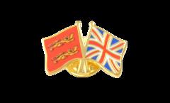 Spilla dell'amicizia Basse Normandie - Regno Unito - 22 mm