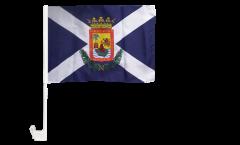 Bandiera per auto Spagna Tenerife - 30 x 40 cm