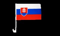 Bandiera per auto Slovacchia - 30 x 40 cm