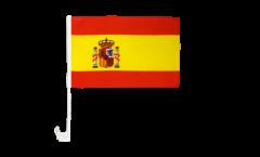 Bandiera per auto Spagna - 30 x 40 cm