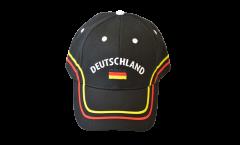 Cappellino / Berretto Germania nero, nation