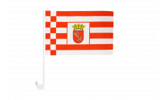 Bandiera per auto Germania Brema - 30 x 40 cm