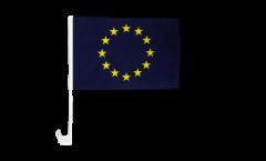 Bandiera per auto Unione Europea EU - 30 x 40 cm