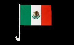 Bandiera per auto Messico - 30 x 40 cm