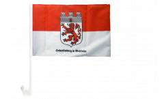 Bandiera per auto Hohenlimburg - 30 x 40 cm