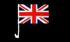 Bandiera per auto Regno Unito - 30 x 40 cm
