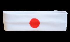 Fascia antisudore Giappone - 6 x 21 cm