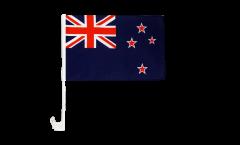 Bandiera per auto Nuova Zelanda - 30 x 40 cm