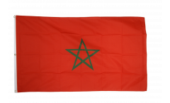 Bandiera Marocco - 150 x 250 cm