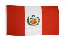 Bandiera Perù - 150 x 250 cm