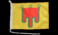 Bandiera da barca Francia Alvernia - 30 x 40 cm