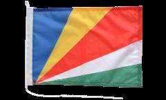 Bandiera da barca Seychelles - 30 x 40 cm