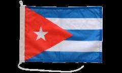 Bandiera da barca Cuba - 30 x 40 cm