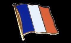 Spilla Bandiera Francia - 2 x 2 cm