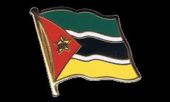 Spilla Bandiera Mozambico - 2 x 2 cm
